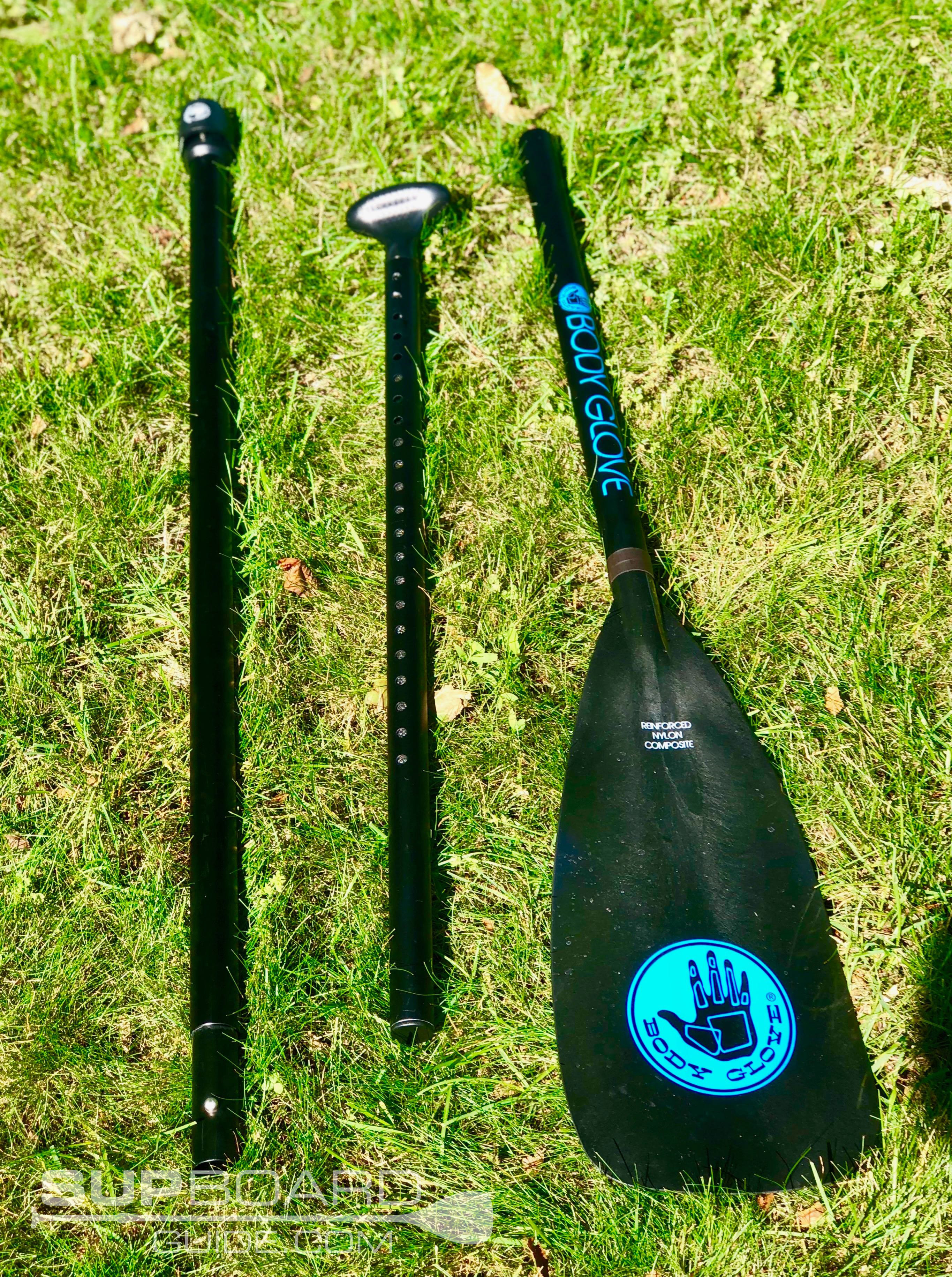 Aluminum adjustable paddle