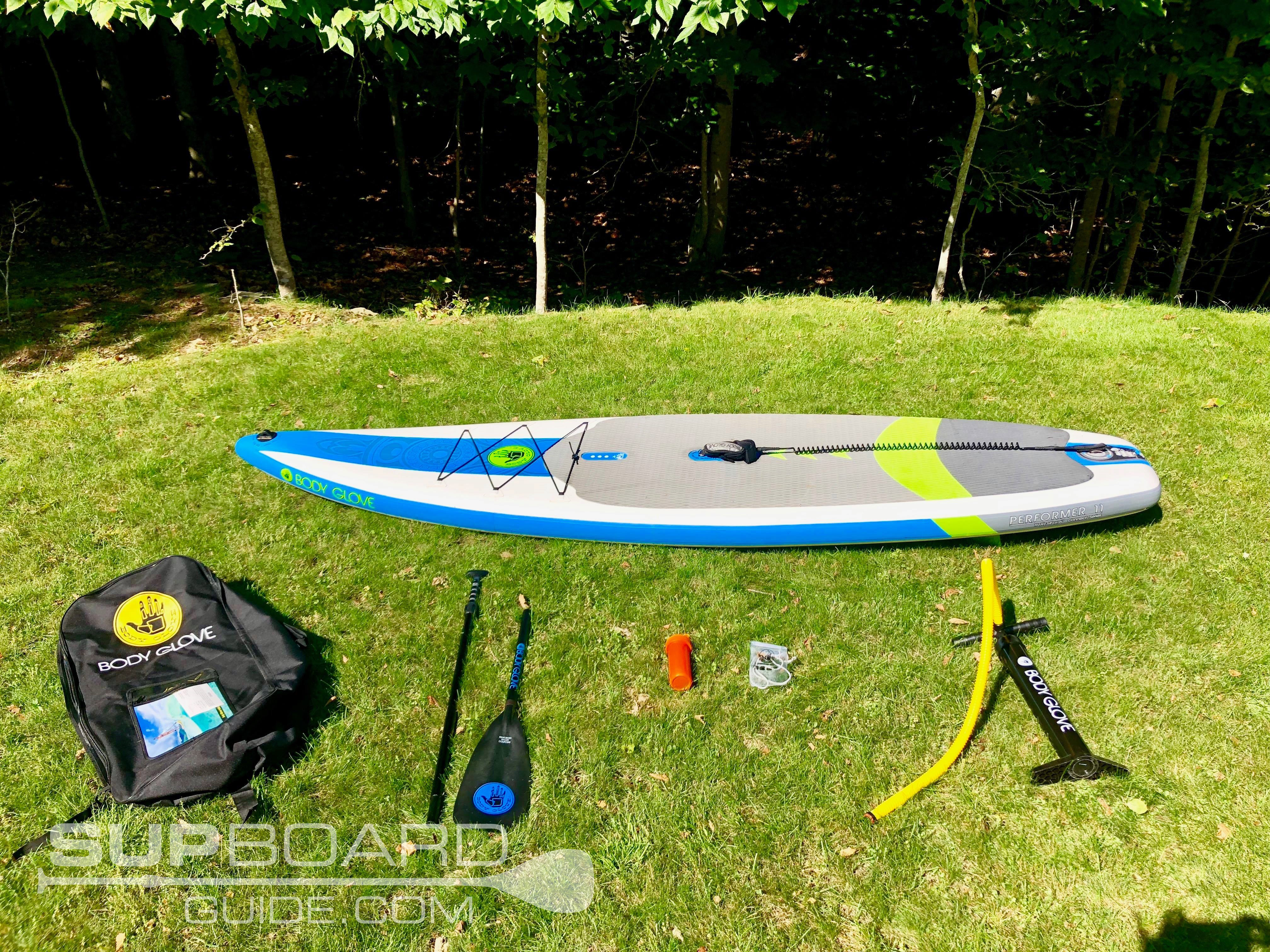 Bodyglove SUP Board Review