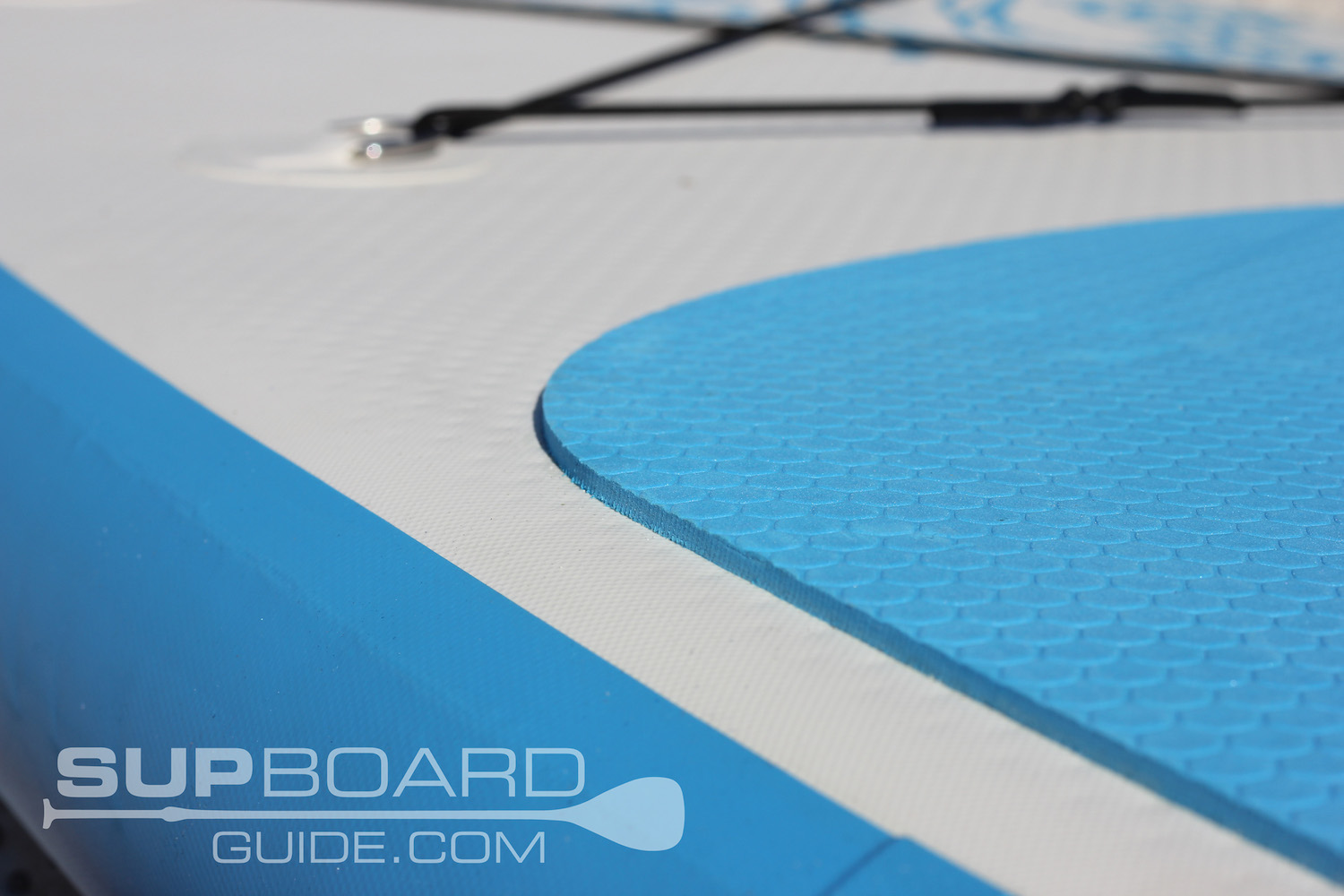 Deckpad SUP Materials