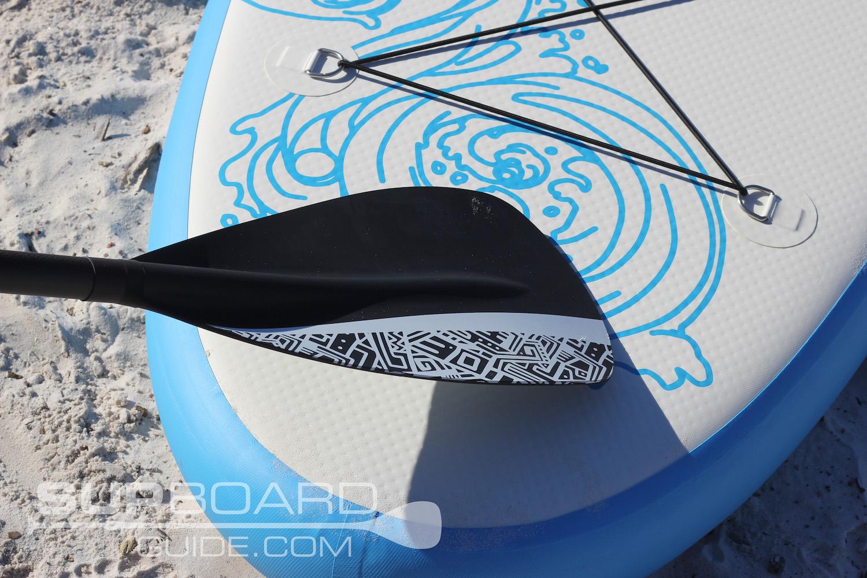 Paddle Design