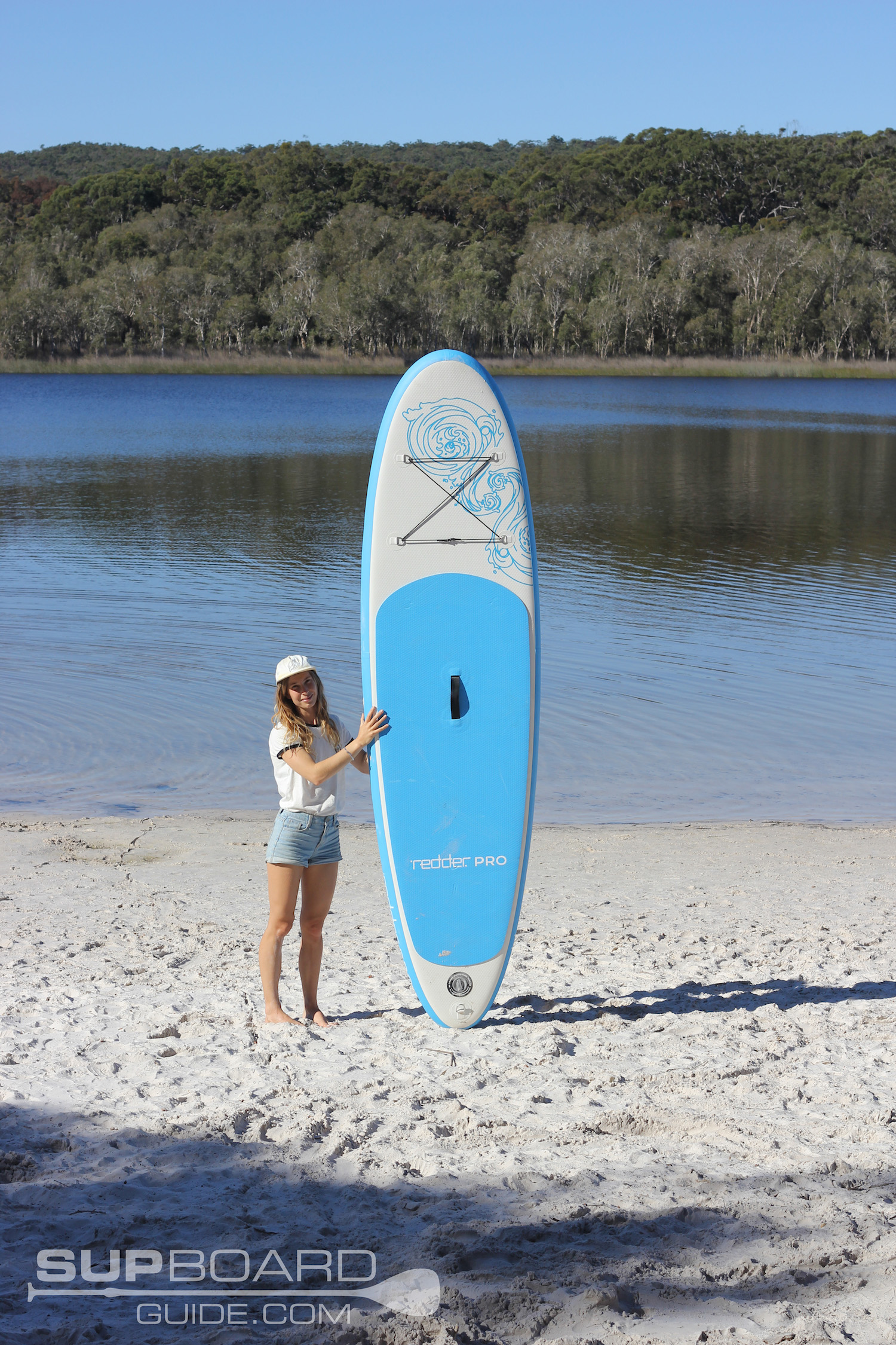 Redder Vortex Pro Inflatable SUP