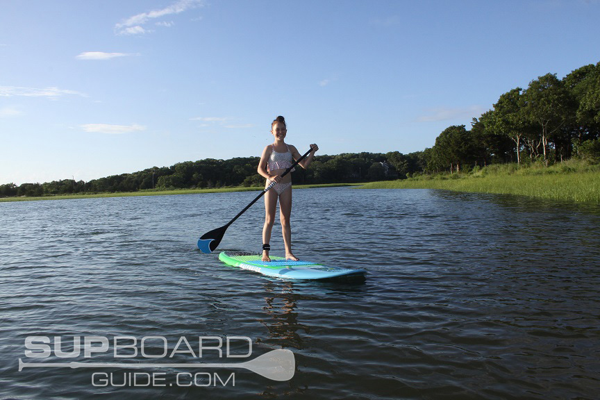 Kids SUP Review