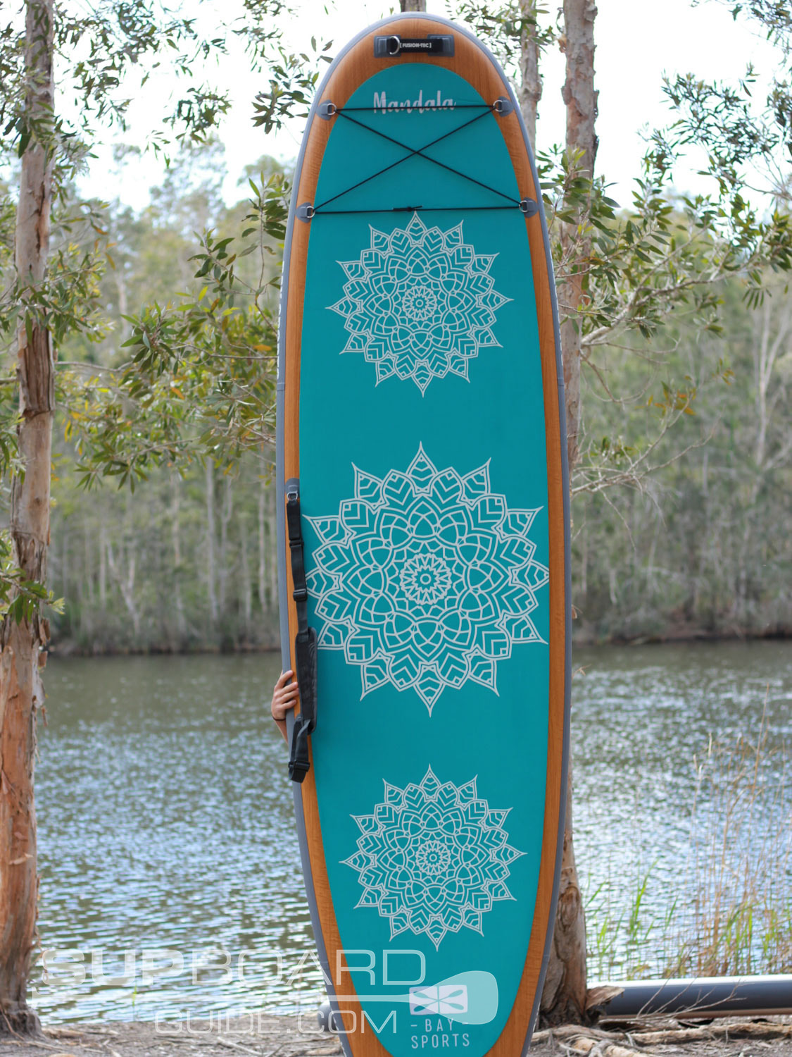 Yoga SUP Review BaySports