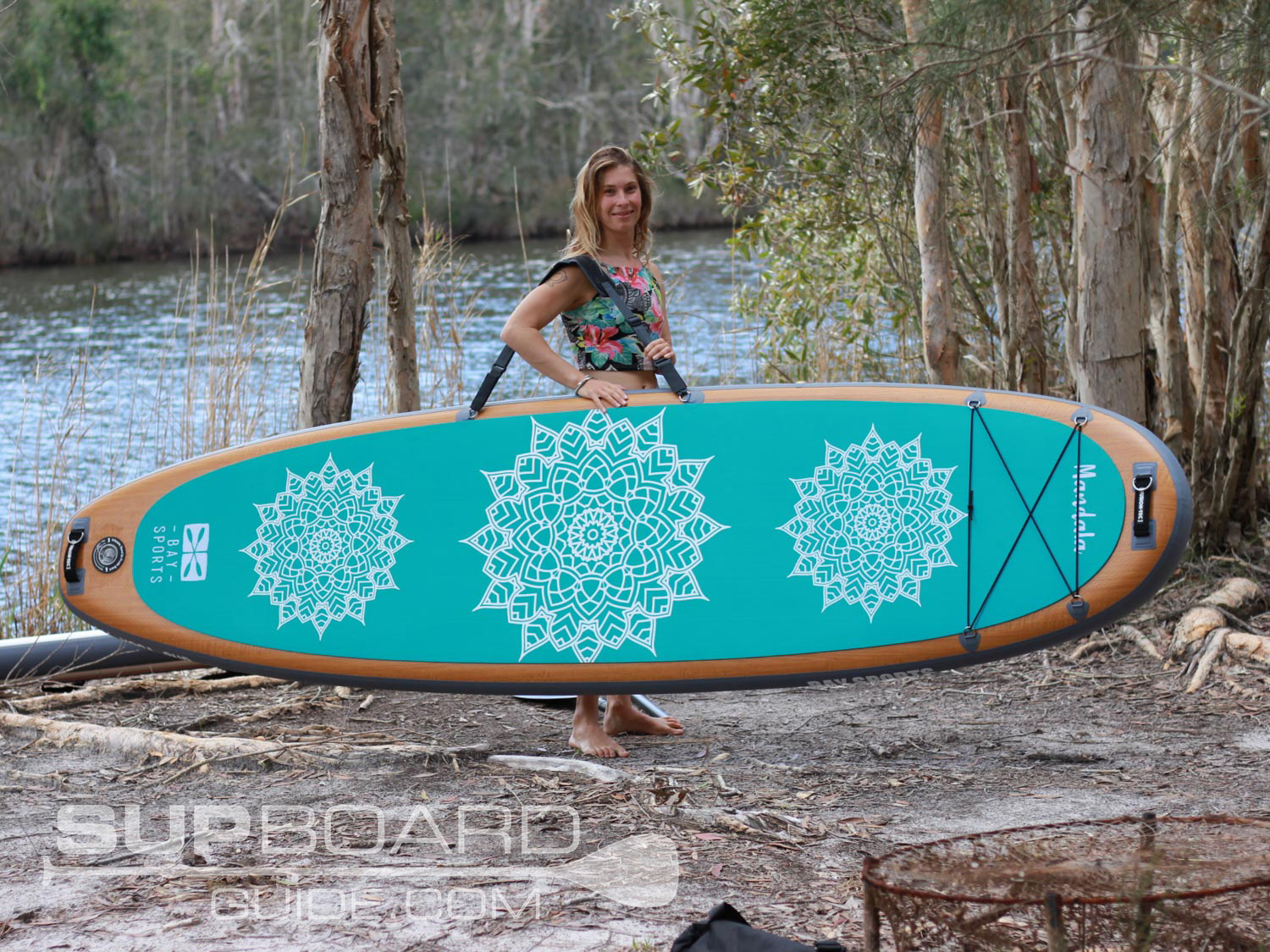 Board Design YOGA SUP