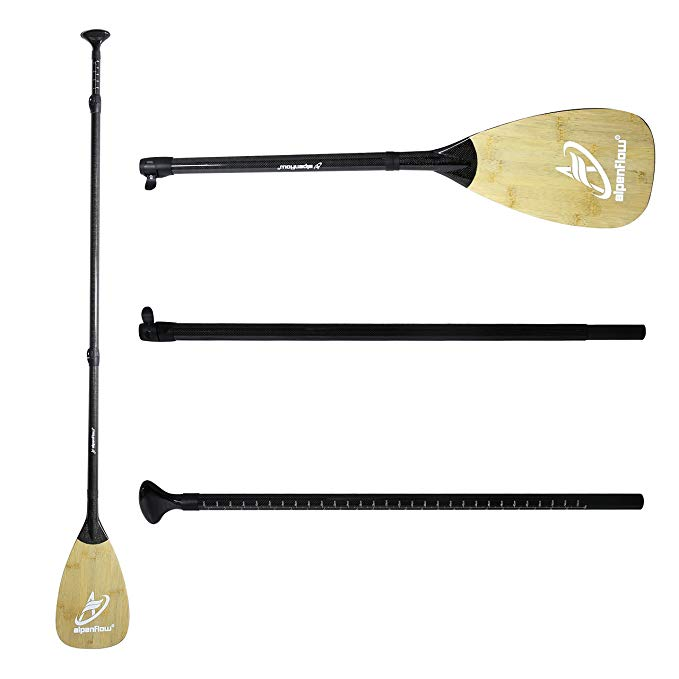 Alpen Wooden Look Paddle