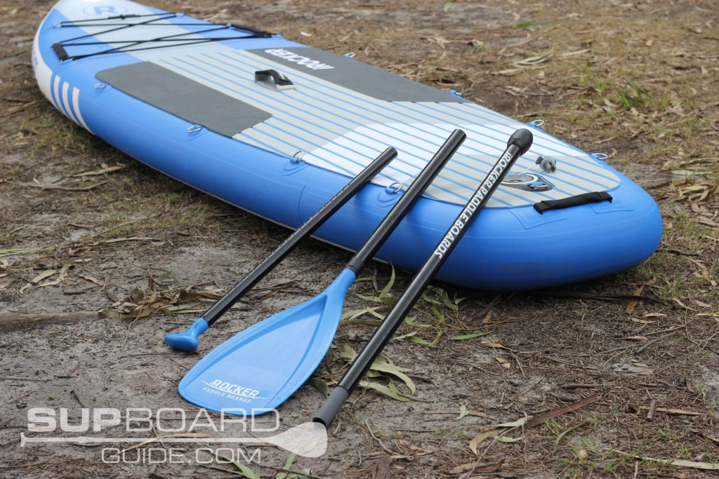 SUP pull apart paddle