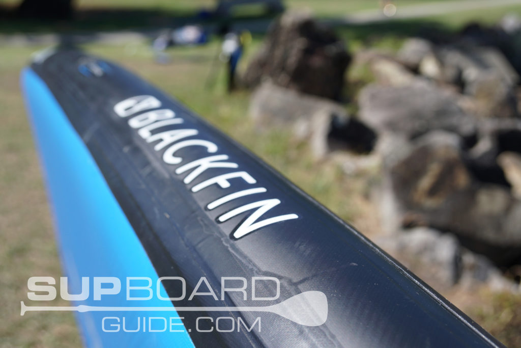 Inflatable SUP materials