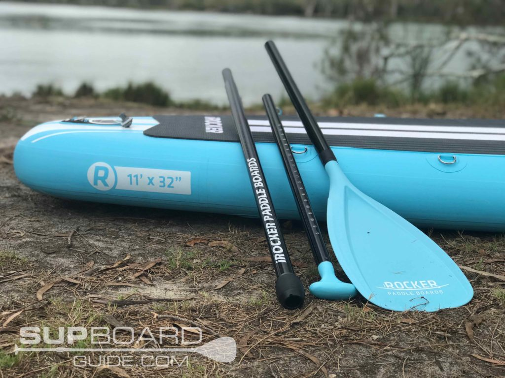 Sup pack down paddle