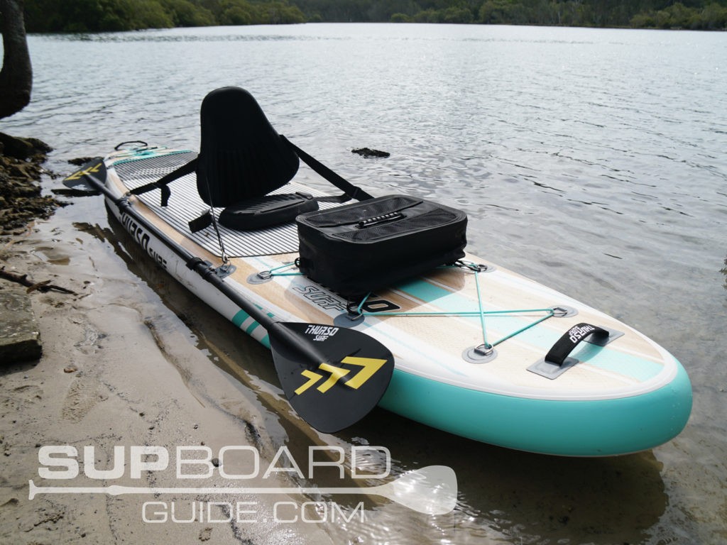 SUP kayak bundle