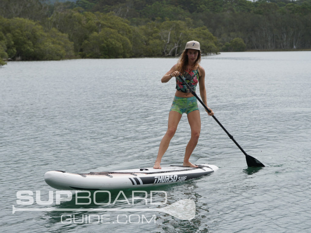 Moving Thurso Expedition SUP