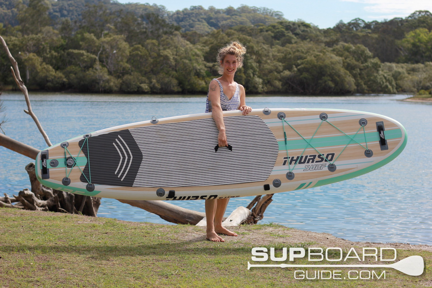 Thurso Surf WaterWalker All-Around SUP