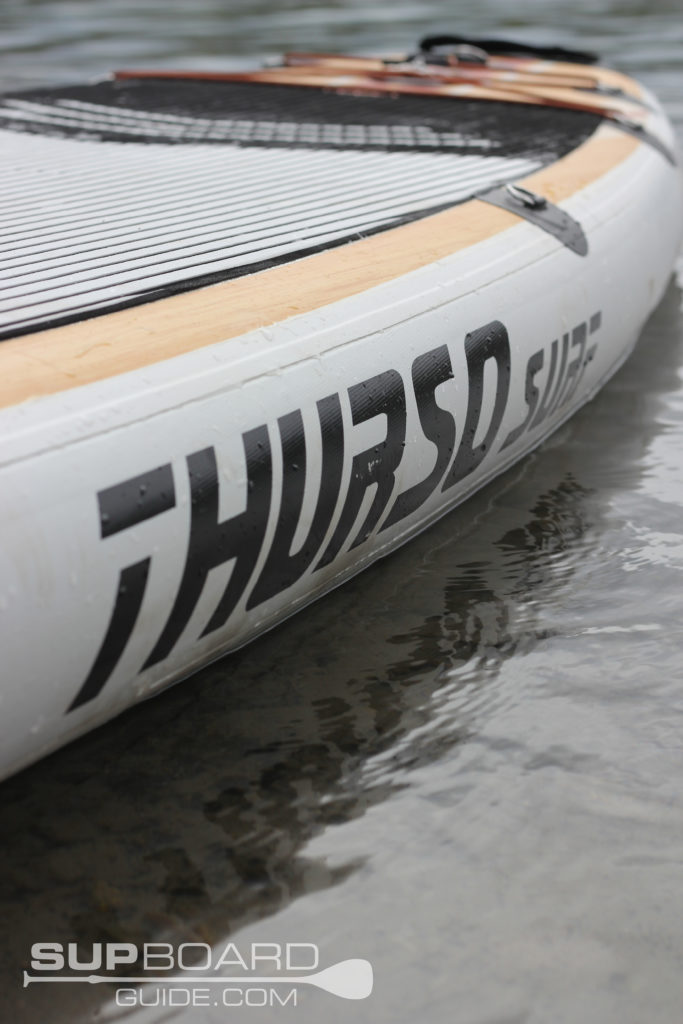 Thurso SUP Rails
