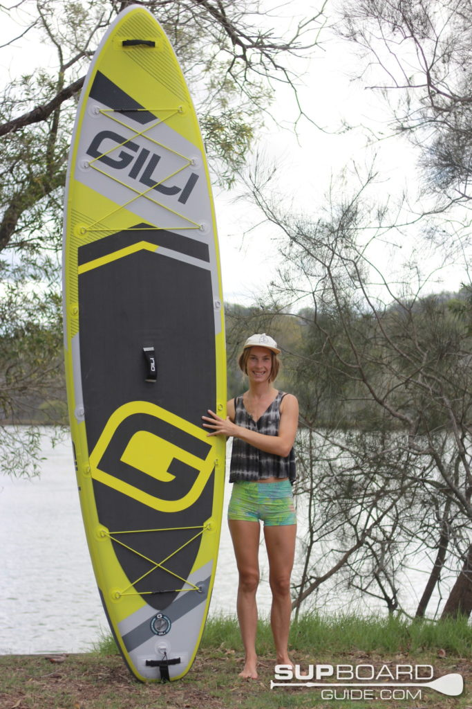 Gili Adventure SUP review