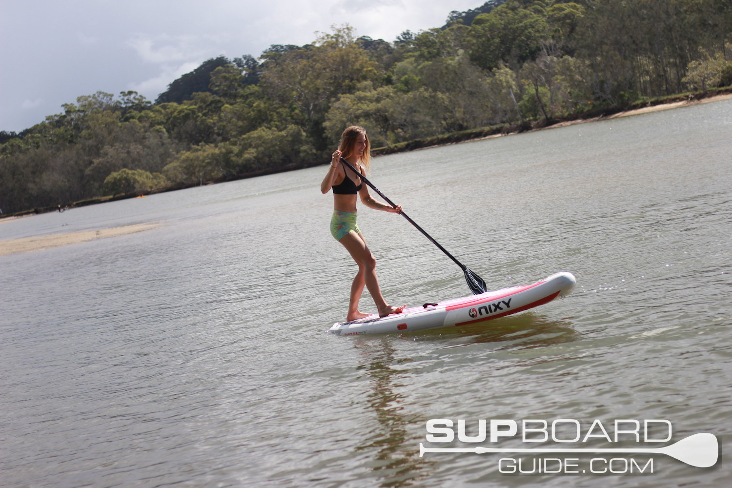 Compact SUP performance