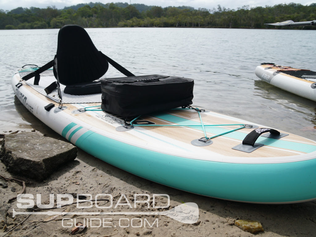 Kayak seat for SUP