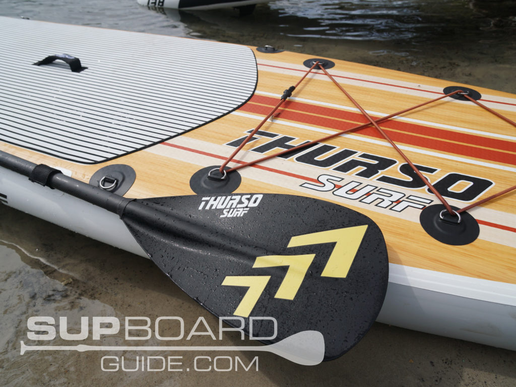 Travel Paddle Thursosurf carbon shaft