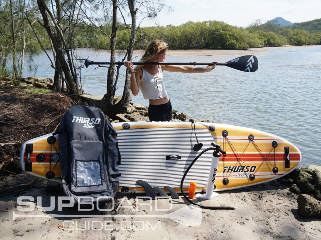 All accessories and Waterwalker SUP