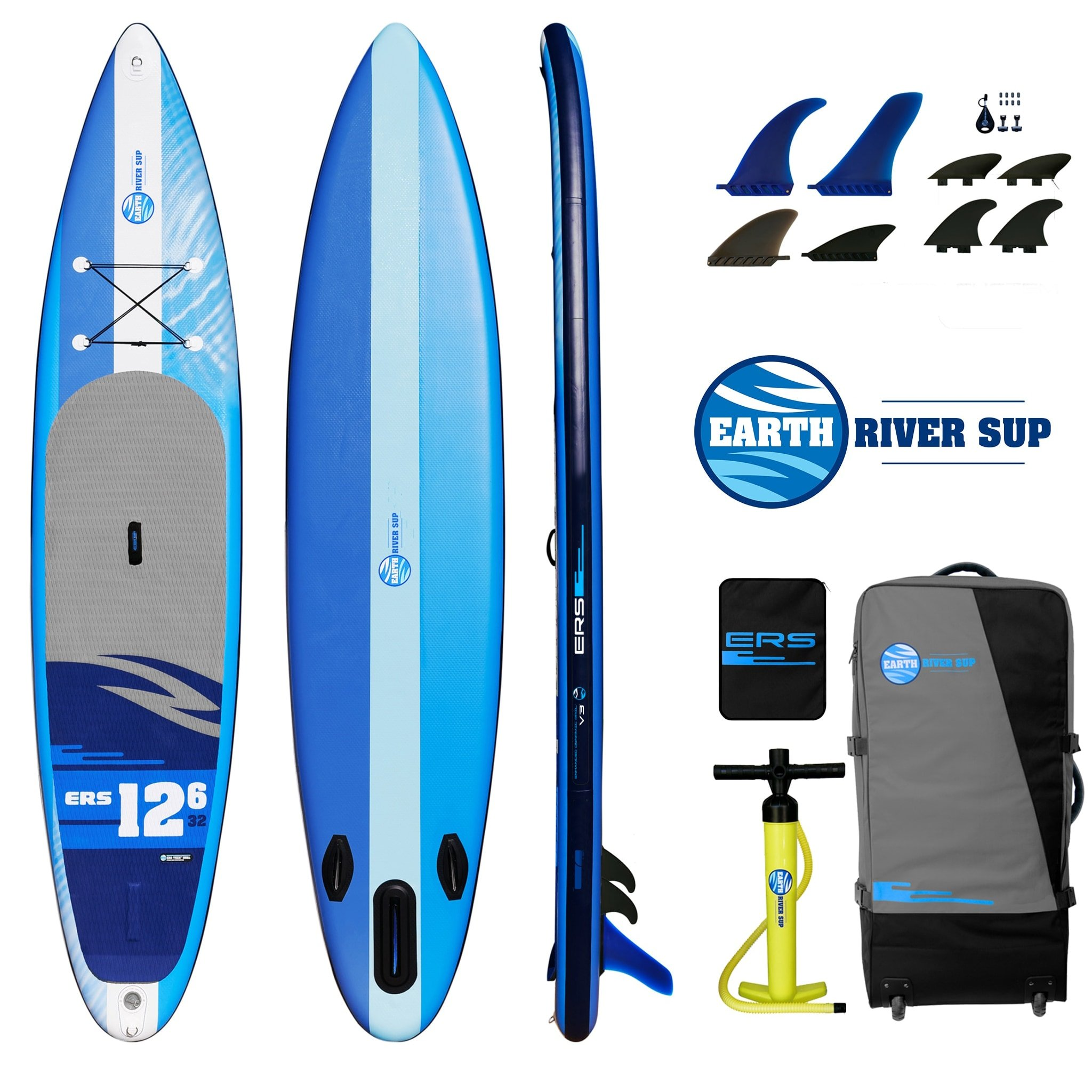 "Earth River SUP 12'6"" V3"
