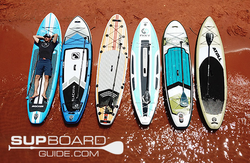 The 6 Best Inflatable/Blow Up Paddle Boards And Why You Will