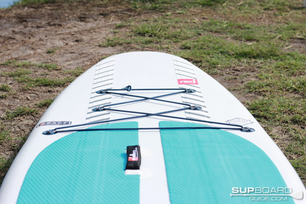Bungee area on Compact SUP