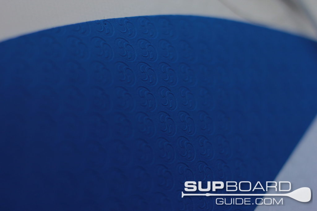 SUP deck pad materials