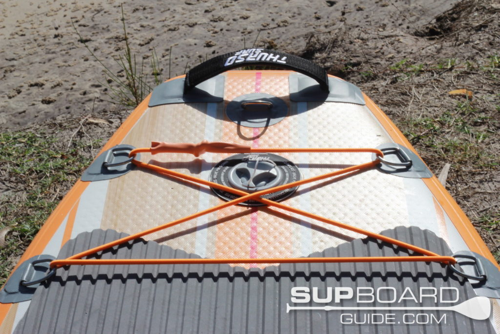 Valve to inflate SUP