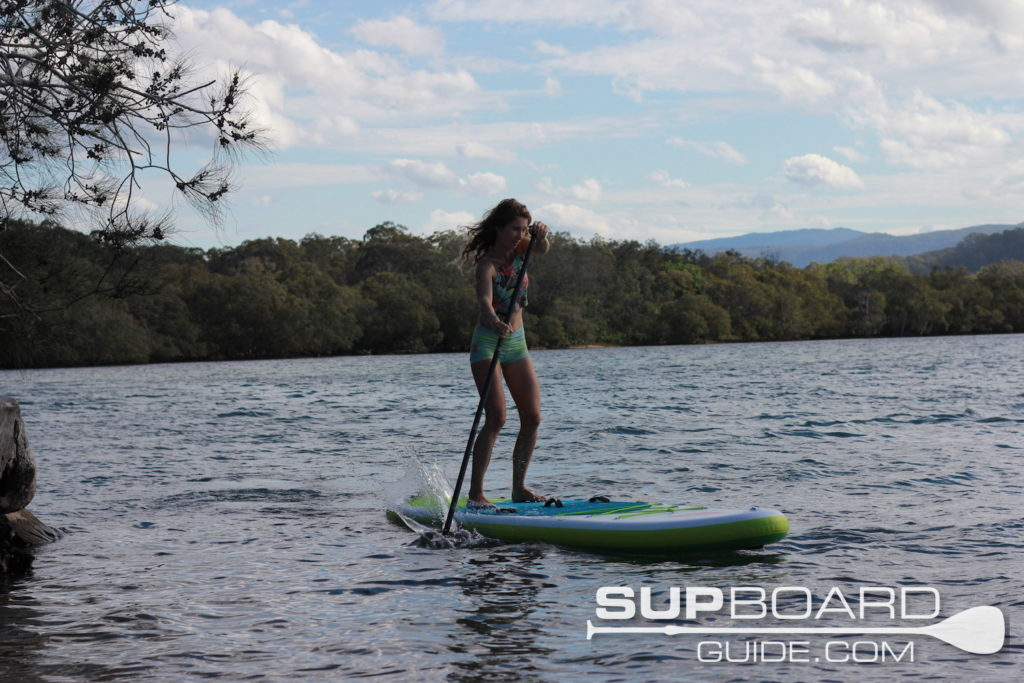 Fast Paddle Voyager SUP
