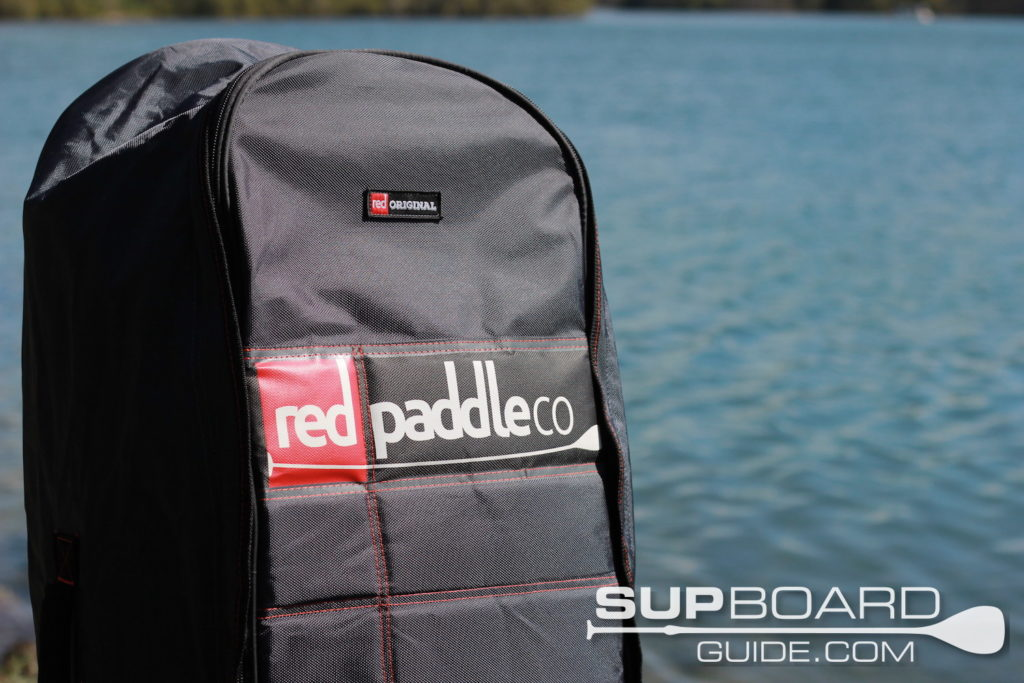 Red paddle co SUP backpack