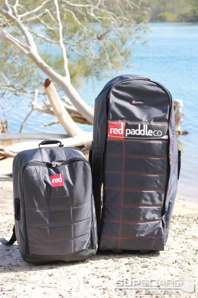 Red Paddle Co Backpacks
