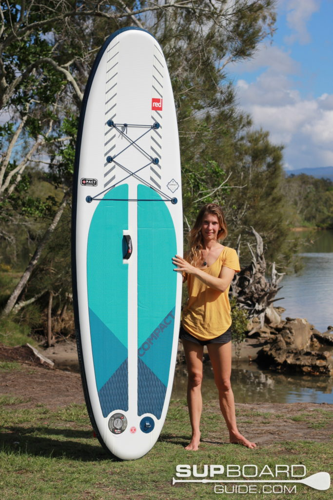 Compact SUP Review