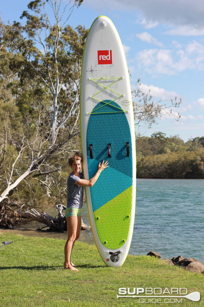 Review of Voyager SUP