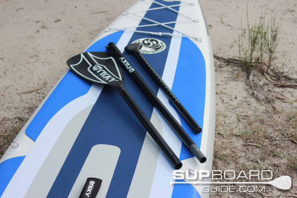 SUP travel paddle