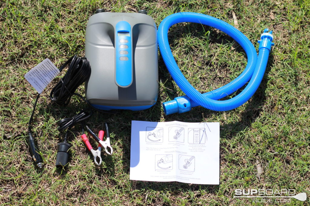 SUP Electric pump iRocker