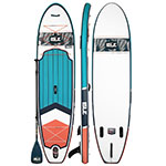 Isle Pioneer 10'6 Inflatable Stand Up Paddle Board