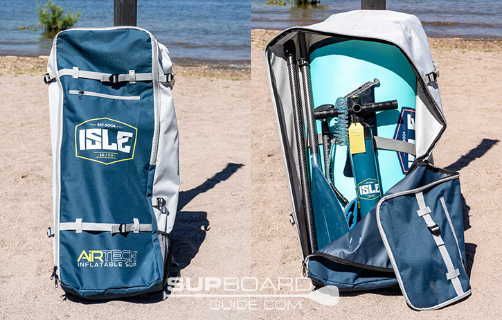 Isle SUP accessories