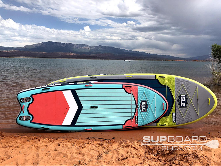 Isle Megalodon Inflatable SUP (12'/15')