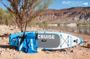 """Complete Bluefin Cruise 10'8"""" package on SUPboardguide.com"""