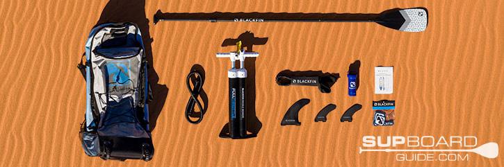 Blackfin Model X Accessories