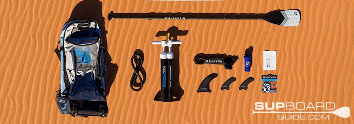 Blackfin Model XL Accessories