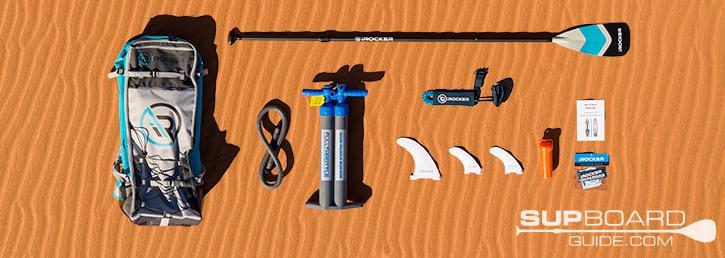 Sport iSUP accessories