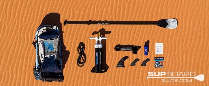Blackfin Model V Accessories