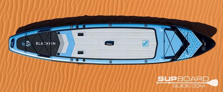 BLACKFIN Model V Board Design/Shape