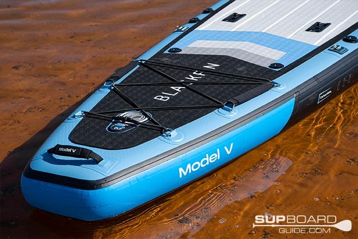 Blackfin Model V Deckpad