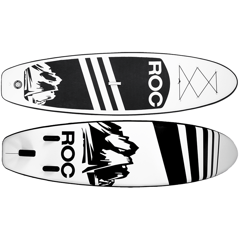 ROC SUP CO. 10' Explorer Board Review