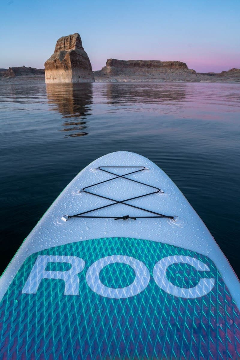 ROC SUP CO. 10' Explorer Board Features