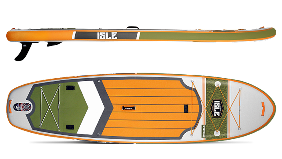 Isle Sportsman SUP Review