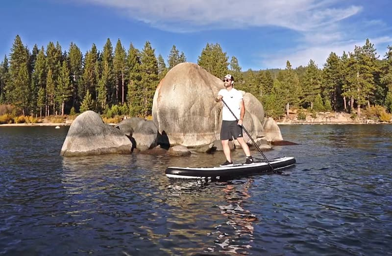 ROC SUP CO. 10' Explorer Maneuverability