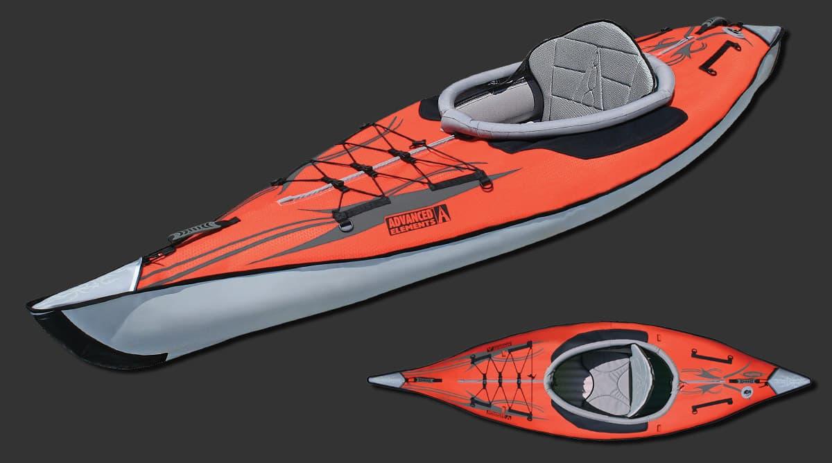 AdvancedFrame Kayak Review' Explorer Board Review