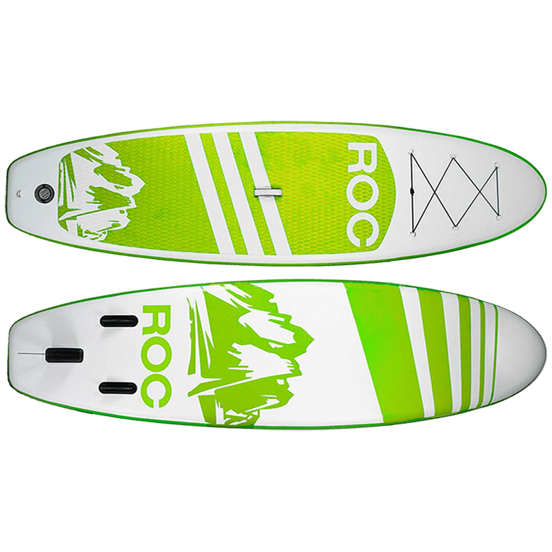 ROC SUP CO. 10' Explorer Board Design/Shape
