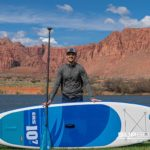 ERS 10'7'' Skylake Blue SUP Board